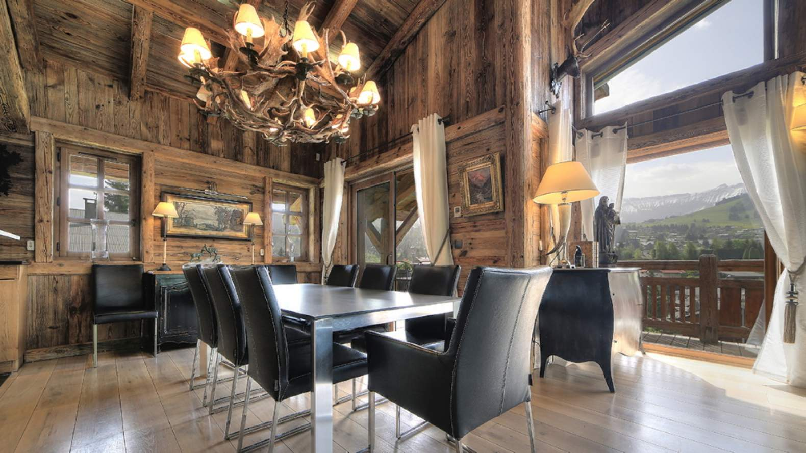 MEGEVE  - Private chalet 6 Bedrooms - picture 8